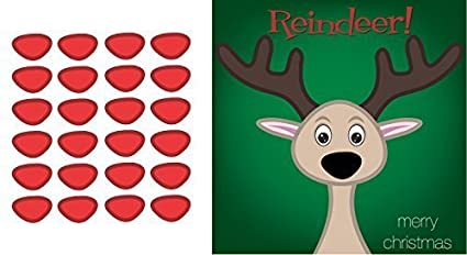 graphic about Pin the Nose on Rudolph Printable identified as Pin the nose upon the Reindeer Occasion Accent rudolph