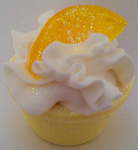 Lemon Buttercream Frosting (You Are My Sunshine Fizzy Bath Cupcake)