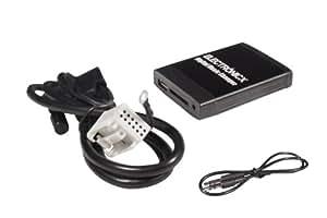 Adaptador de radio para coche bluetooth manos libres USB SD AUX MP3 CD para VW, Audi, Skoda y Seat Beat Cruise Dance Melody CC
