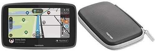Tomtom Go Camper Navigationsgerät 15 2 Cm 6 Zoll Updates über Wi Fi Sonderziele Speziell Für Wohnmobile Und Wohnwagen Tomtom Road Trips Tomtom Schutzhülle Navigation