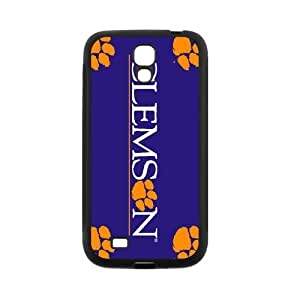 Custom Clemson Tigers Back Cover Case for SamSung Galaxy S4 I9500 JNS4-003