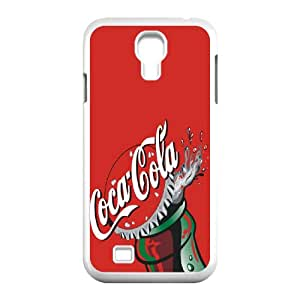 Funny Characteristic Printed Phone Case coke For Samsung Galaxy S4 I9500 NC1Q02780