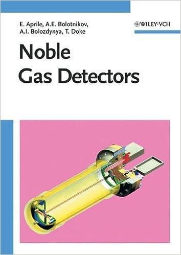 Noble Gas Detectors 1st Edition