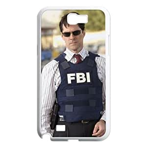 Criminal Minds Samsung Galaxy N2 7100 Cell Phone Case White Gift pjz003_3255616