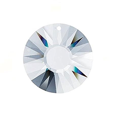 Amazon.com  1 Piece - 40 mm - Clear Swarovski Strass Crystal Prisms ... 86cd3fcdb1