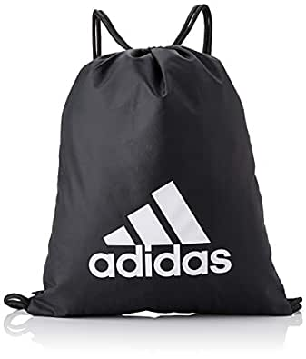 adidas Tiro GB Sports Bag, Unisex Adulto, Black/White, NS: Amazon ...
