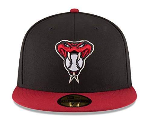 New Era 59FIFTY Arizona Diamondbacks MLB 2017 Alternate Authentic Collection On Field Game Fitted Cap – DiZiSports Store