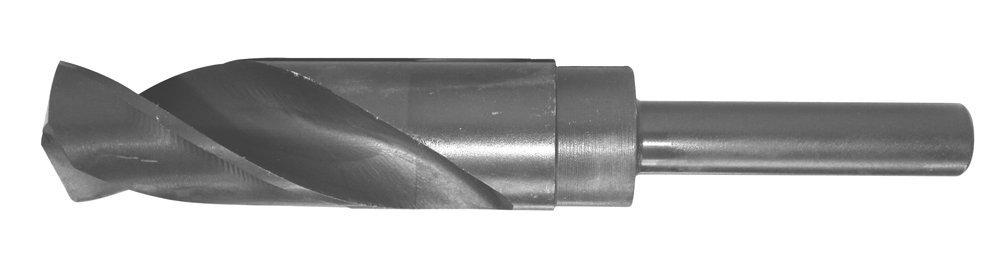 Silver /& Deming 1//2 Shank High Speed Steel Drill Bits 1 Round Shank