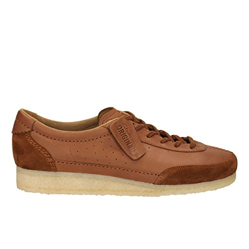 Clarks - Torcourt Super - 261185937 - Color: Marrón - Size: 42.5