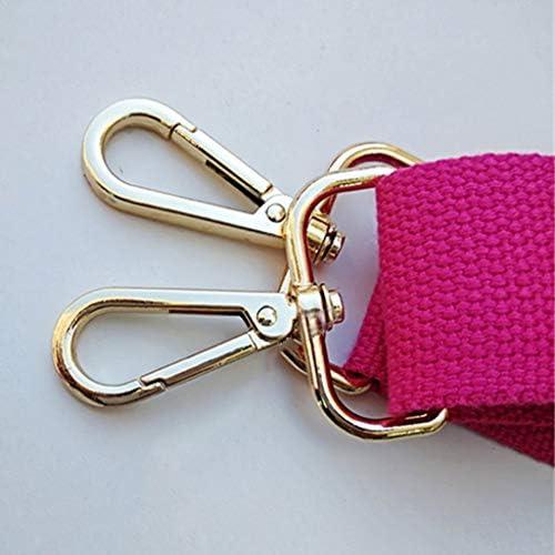 Anse De Sac /À Main Bandouli/ère Lani/ère Bretelle R/églable 78cm-140cm Sangle De Remplacement Shoulder Bag Bricolage Accessoires Rouge