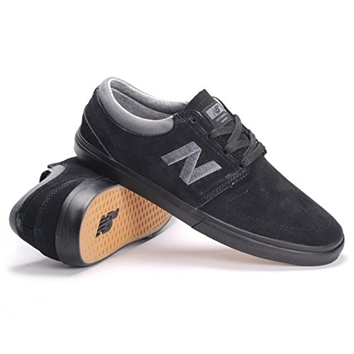 New Balance Numeric Hommes Brighton 344 Noir / Gris Nm344bkl