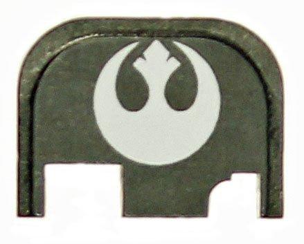 glock slide cover molon labe - 2