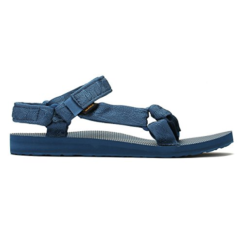 Teva Women's Original Universal Sports and Outdoor Sandal Textured Legion Blue M9fCrwLx