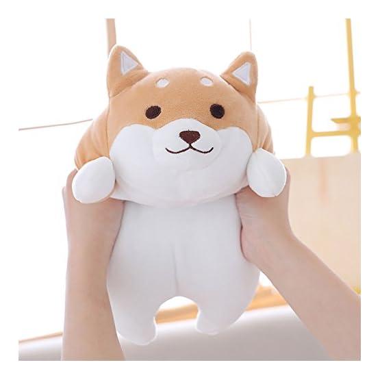 Shiba Inu Pillow - Kawaii Dog Plush Pillow 4