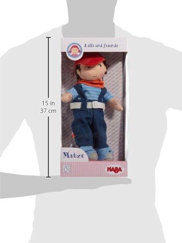 Doll Graham HABA 2142