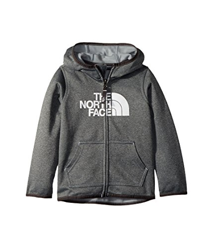 Face Hooded Fleece - The North Face Toddler Surgent Full-Zip Hoodie - TNF Medium Grey Heather - 2T