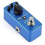 Donner Multi Digital Delay Pedal Echo Square Guitar Effect Pedal 7 Modes