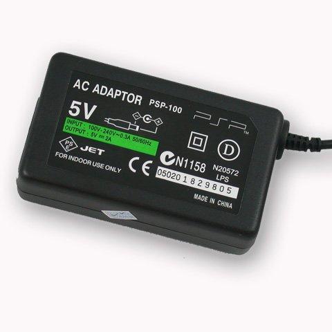 Sony AC Adaptor 5V for PSP-1000, PSP-2000, PSP-3000 - 1