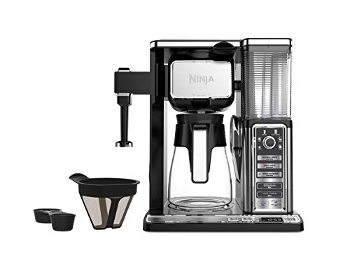 Ninja CF091 Coffee Makers, 50 oz...