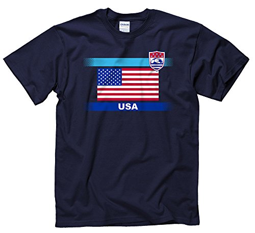 USA World Cup Soccer T shirt