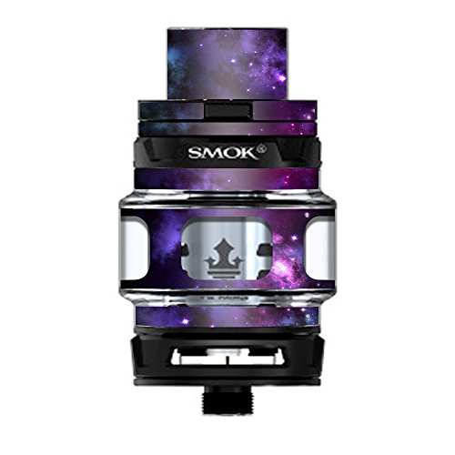 Skin Decal Vinyl Wrap for Smok TFV12 Prince Tank Vape Kit skins stickers cover/Space Gasses