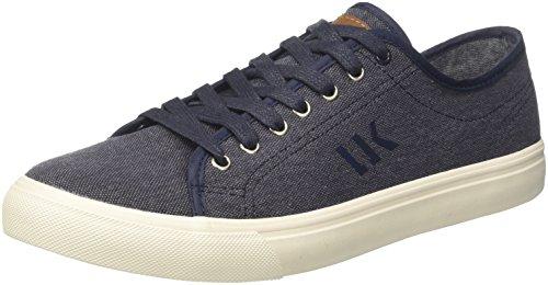 Lumberjack Herren Gummy Sneaker Blu (Navy Blue)