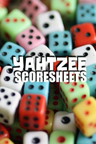 YAHTZEE Scoresheets: 100 Pages. 600 GAMES! for sale  Delivered anywhere in USA