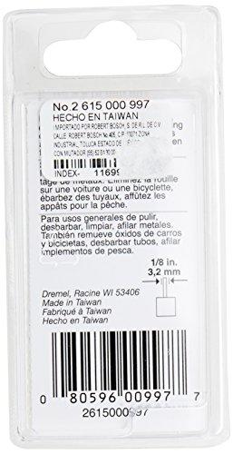 Dremel 997 Aluminum Oxide Grinding Stone by Dremel (Image #1)