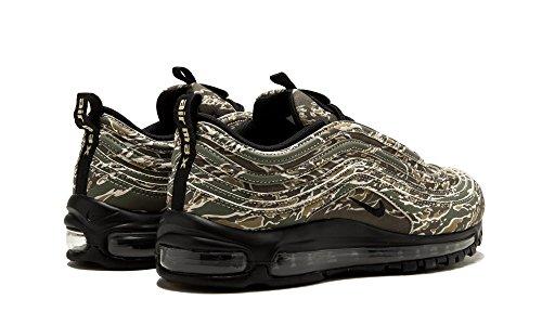 Nike Air Max Command (GS) unisex adulto, pelle liscia, sneaker bassa