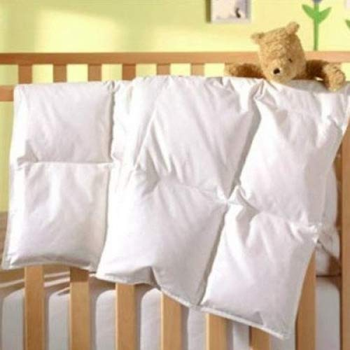 Noctura Down Crib Comforter inホワイト 39