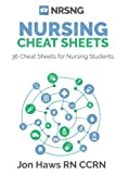 img - for 36 Nursing Cheat Sheets for Students book / textbook / text book