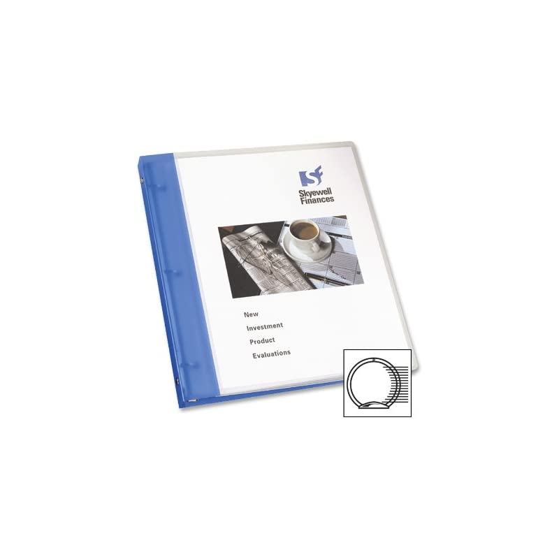 Avery Flexible Binder with 0.5 Inch Ring