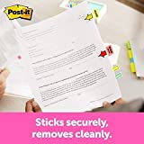"Post-it Message Flags Value Pack,""Sign"