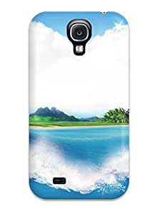 Special Design Back P Phone Case Cover For Galaxy S4
