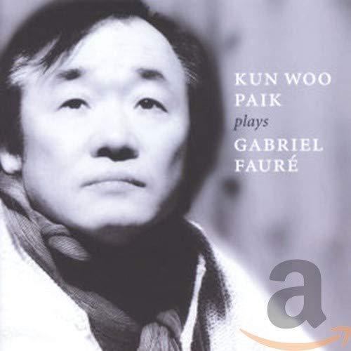 Kun Woo Paik Fauré plays Surprise price Many popular brands Gabriel
