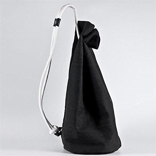 ALUK- Bundle de lazo del bolso de hombro hombres y las mujeres del baloncesto ocasional Maleta de Mano ( Color : Gris oscuro ) Gris oscuro