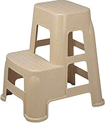 Superb Nilkamal Plastic Beige Step Stool Buy Online At Best Price Cjindustries Chair Design For Home Cjindustriesco
