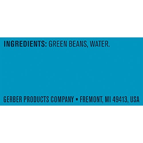 Gerber 2nd Foods Green Beans, 4 oz Tubs, 2 Count (Pack of 8) by Gerber Purees (Image #7)