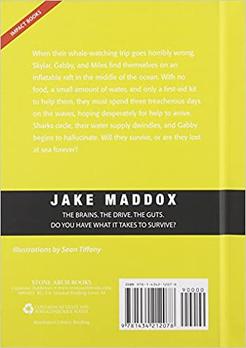 Shipwreck!: A Survive! Story (Jake Maddox Sports Stories