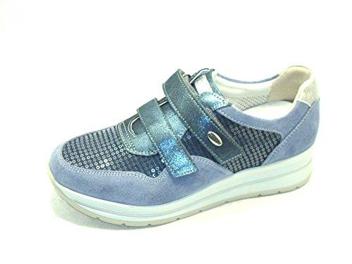 CEDO Scarpa P Donna S Jeans Grunland SC3786 v51qPxqz