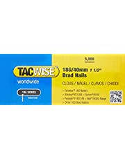 Tacwise Verzinkt pennagels (25 mm, 5.000 stuks per verpakking) 18G