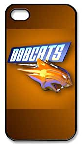 NBA Charlotte Bobcats Customizable iphone 4/4s Case by icasepersonalized