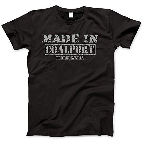 Hometown Made In Coalport, Pennsylvania Retro Vintage Style Shirt