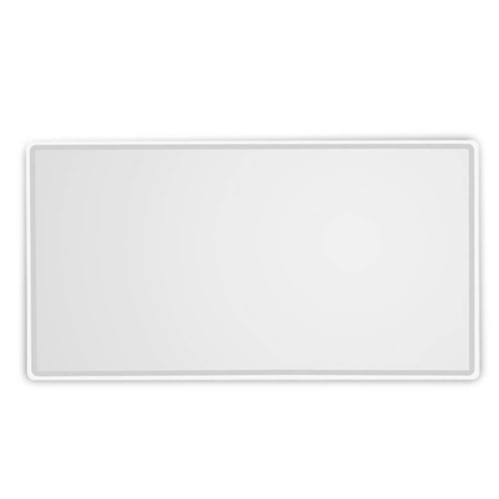 Deanyi R/étroviseur pour Voiture Miroir pour Voiture Miroir pour Maquillage sur Voiture visi/ère Miroir d/éco pour Voiture en Acier Inoxydable Miroir pour Voiture Miroir Anti-rotto