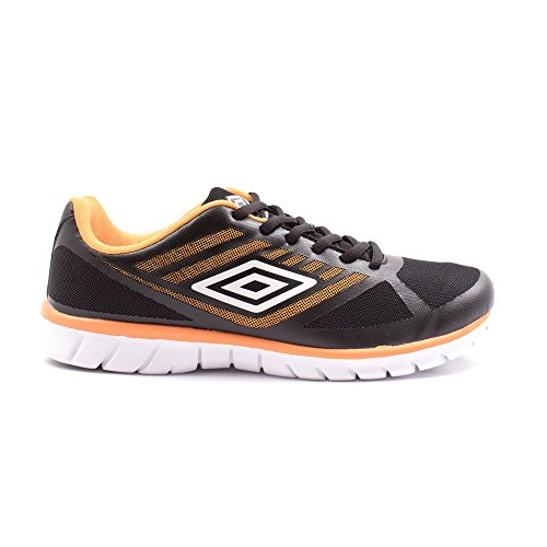 Adulte Blanc Fitness De Orange 40222u Chaussures Umbro noir epl Mixte Multicolore 4wqUZWYzF