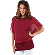 Amazon.com: blusas casual