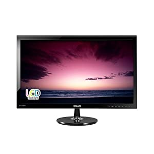 ASUS VS278Q-P 27-Inch Full HD 1920x1080 Gaming Monitor