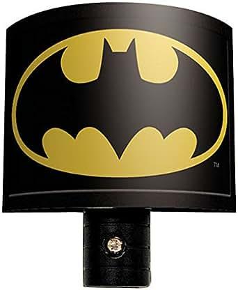 Ata-Boy DC Comics Batman Logo Nite Lite
