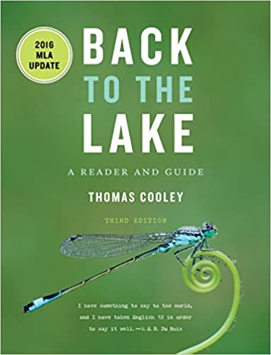 Back to the lake a reader and guide third edition kindle back to the lake a reader and guide third edition 3rd edition kindle edition fandeluxe Choice Image