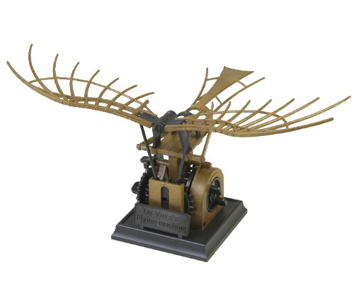 Academy Da Vinci Flying Machine Da Vinci Flying Machine